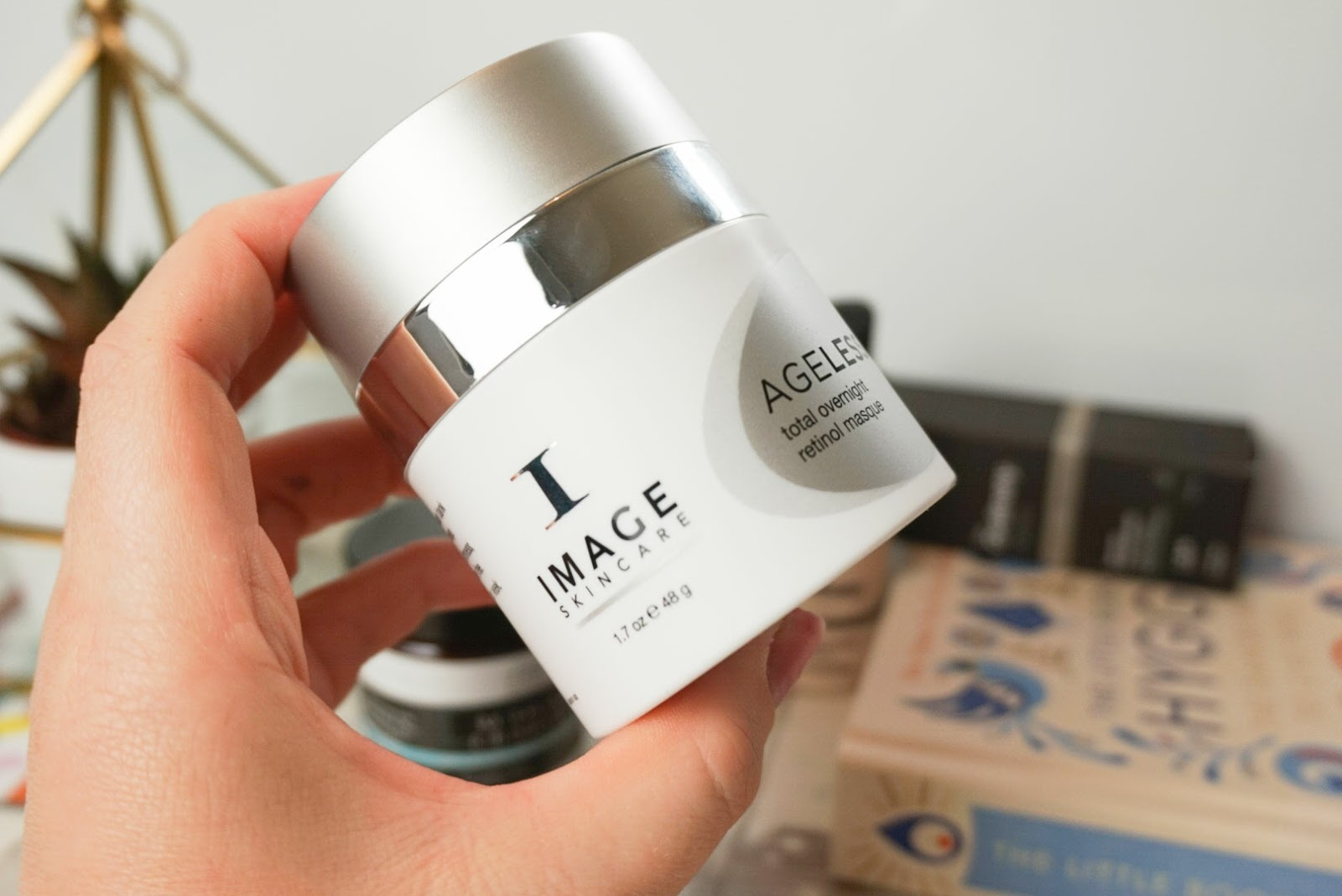 Image Skincare Ageless Overnight Retinol Mask