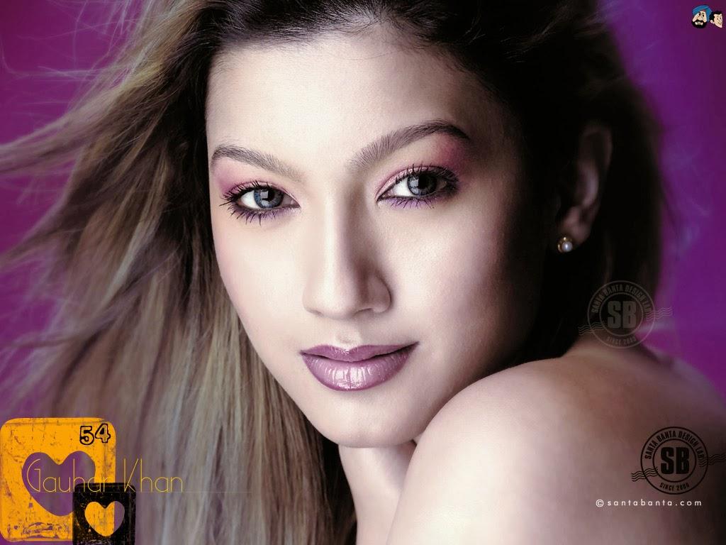 Katrina Kaif Gauhar Khan Most Sexi Eyes-3052
