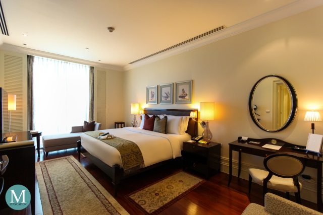 Junior Suite at the Raffles Makati
