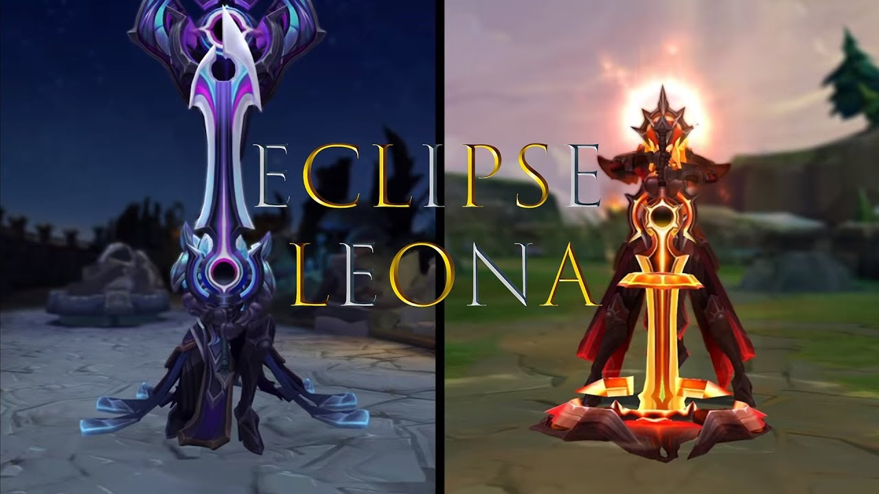 Eclipse Leona Skins Trailer The Coven And The Eclipse League Of