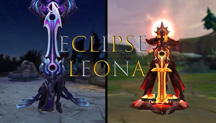 Eclipse Leona Skins Trailer - The Coven and The Eclipse - League of Legends | LoL