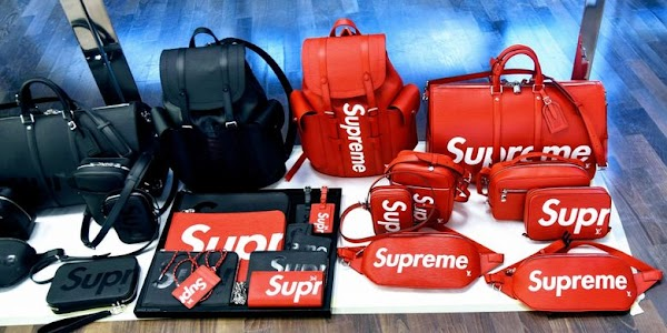 Brand Brand Fashion Hypebeast Selain Supreme