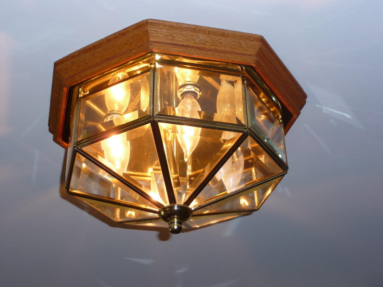 Closet Ceiling Light Fixture