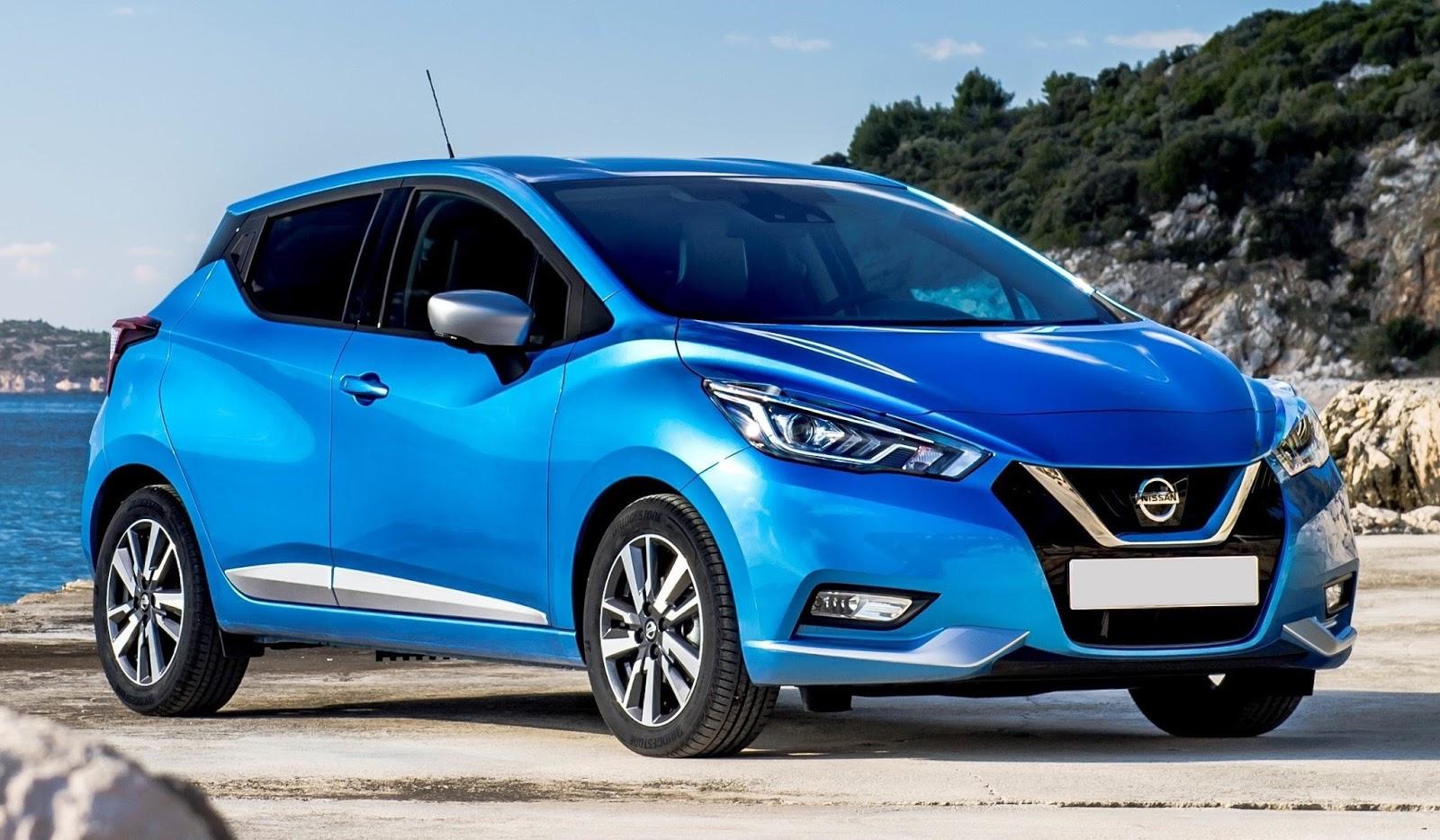 Nissan confirma intenção de renovar March e Versa no Brasil