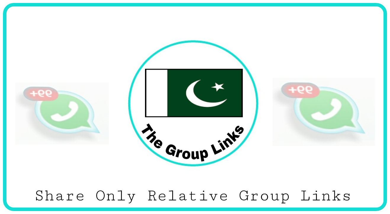 Join New Pakistani Whatsapp Group Link 2020 - Group Links