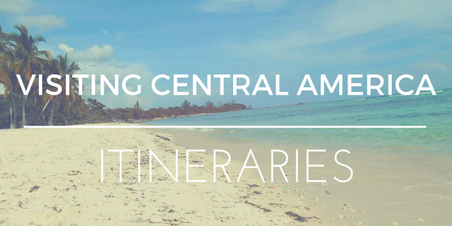 Visiting Central America - 4 week itinerariesby travelsandmore