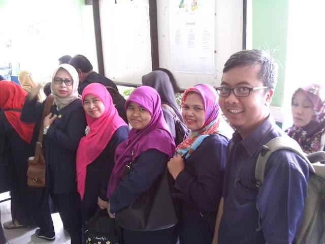 Guru SMAN 110 Ikuti OGN Tingkat Kotamadya Jakarta Utara