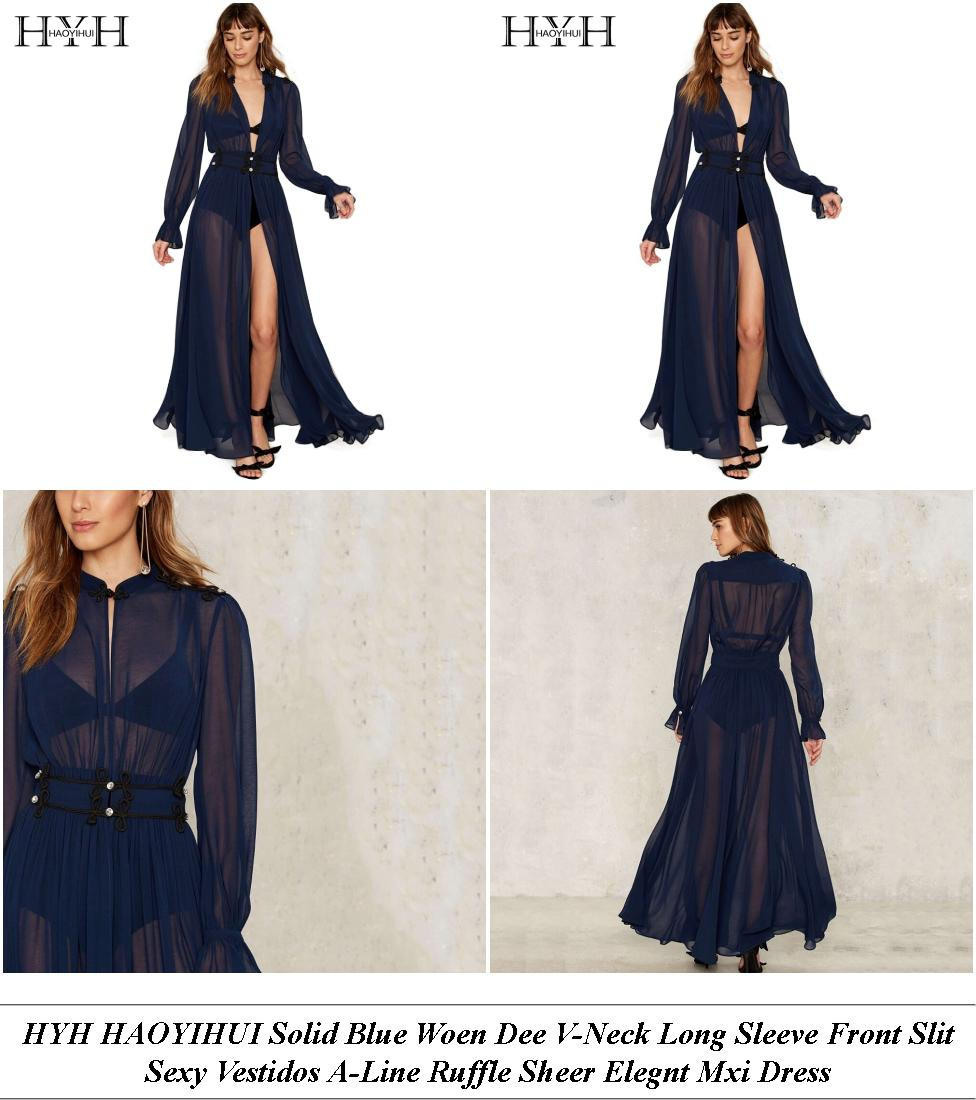 Dresses Online - Online Sale Sites - Velvet Dress - Very Cheap Clothes Uk