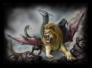 Fachrul no Sekai: Makhluk - Makhluk Mitologi Yang Ada di Dunia