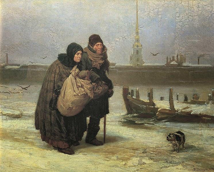 Paintings Of Spring Viktor Vasnetsov 15 Mai 1848 23
