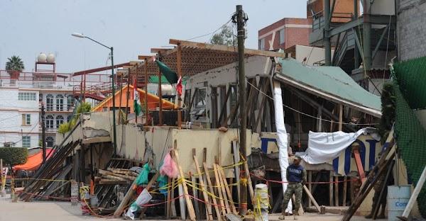 Ingeniero que avaló seguridad del Rébsamen revisa escuelas tras el sismo