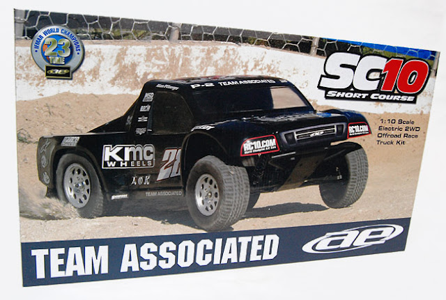 Team Associated SC10 kit