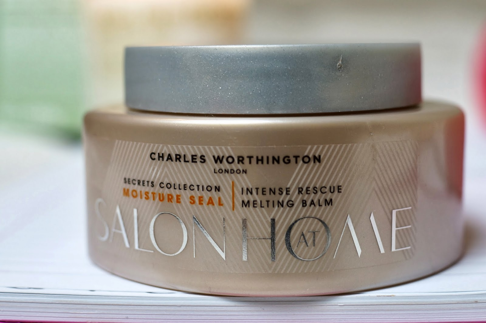 Charles Worthington Intense Rescue Melting Balm