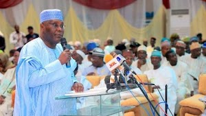 I'm The Competent Candidate To Challenge and Defeat Buhari- Atiku Proudly  Exclaims