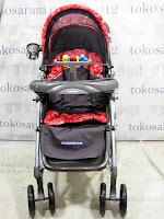 Kereta Bayi BabyDoes CH267LF Shoxer T4