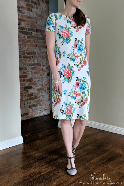 Floral or Patterned Dresses (Minimalist Wardrobe List: A 36 Piece Wardrobe)