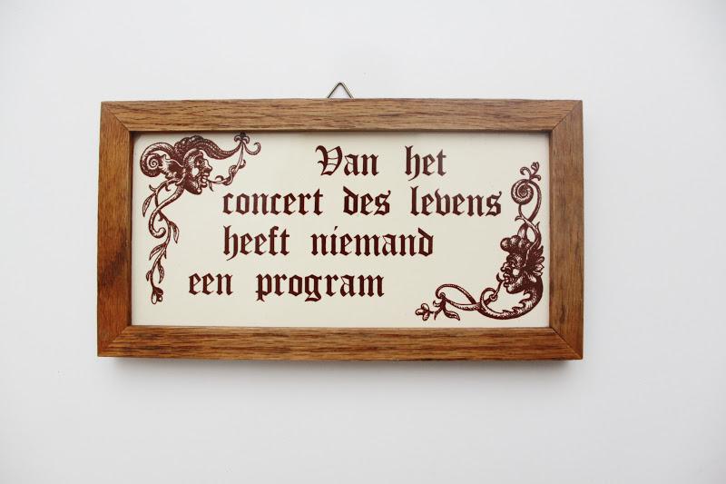 spreuken des levens TIERLANNTIJNTJES: Spreuk   Van het concert des levens  spreuken des levens