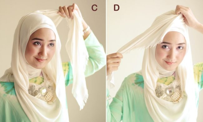 Tutorial Hijab_