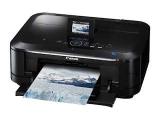 Canon PIXMA MG6170 Drivers Printer Download