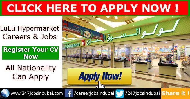 Latest Careers and Jobs at LuLu Hypermarket