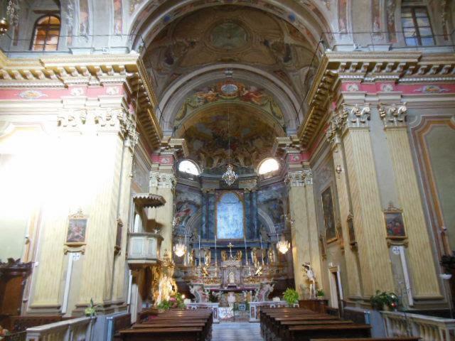 Cuneo e dintorni Chiesa di San Sebastiano