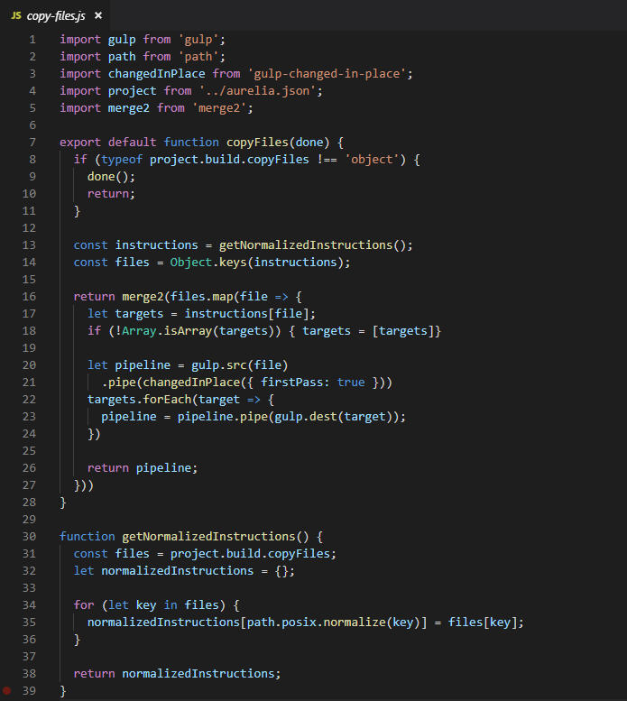 One Code Base - Deploy Anywhere: Push Aurelia => Electron build
