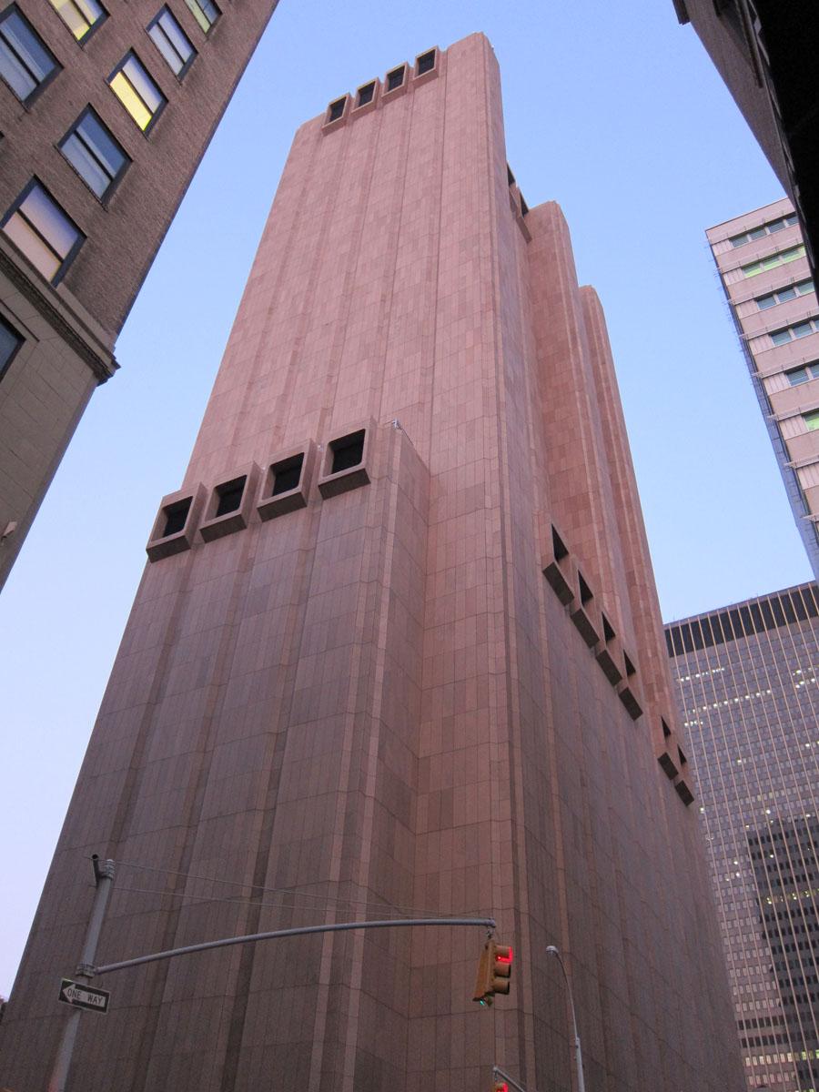 d01ee63fa50b 33 Thomas Street in Manhattan, New York   BlueisKewl