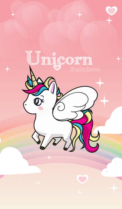 UNICORN RAINBOW!