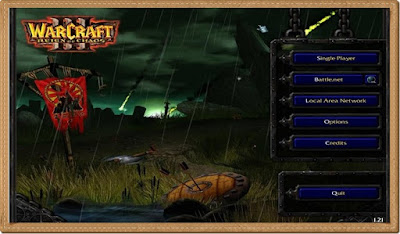Warcraft 3 Reign of Chaos Free Download PC Games
