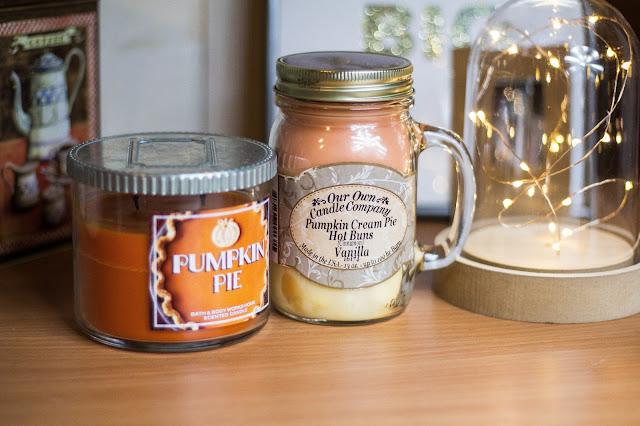 L'odeur de l'Automne et des tartes à la citrouille chaudes avec Difmu