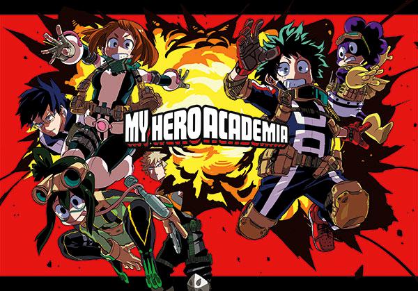My Hero Academia' Gives Izuku New Power Up by secret quark ~ anime