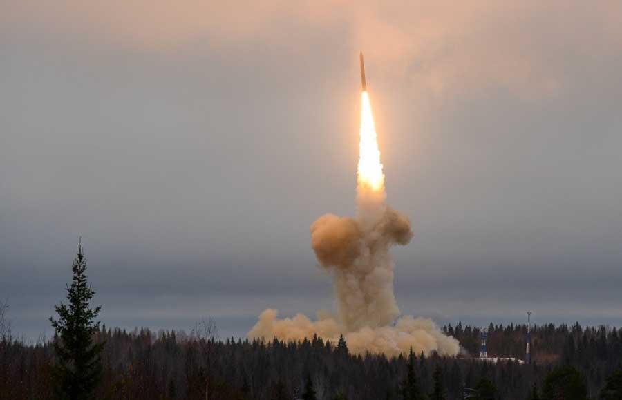 Rusia Siapkan Rudal Baru Khusus untuk NATO