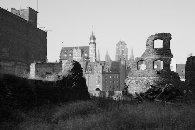 Gdańsk. Stare miasto. Fotografia krajobrazu. fot. Łukasz Cyrus