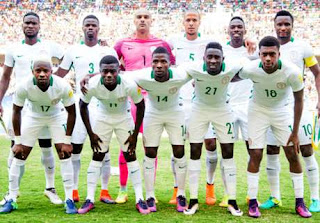 "SPORT: ""Nigeria will be first African nation to win FIFA World Cup"""