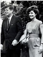 The lady who stood by an iconic president