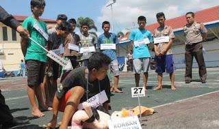 Kronologi Pemerkosaan yuyun oleh 14 pemuda di bengkulu - Naon wae News