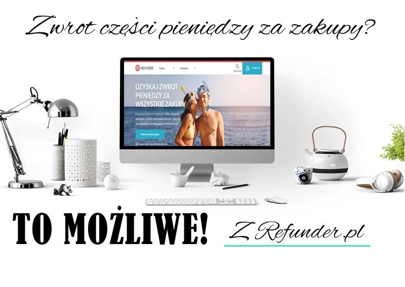 Zwrot części pieniędzy za zakupy? To możliwe z Refunder.pl!