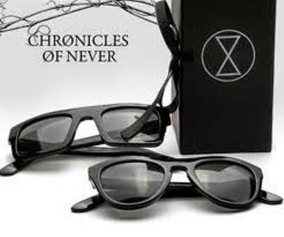 Mengenal Model Kacamata Hitam Chronicles of Never