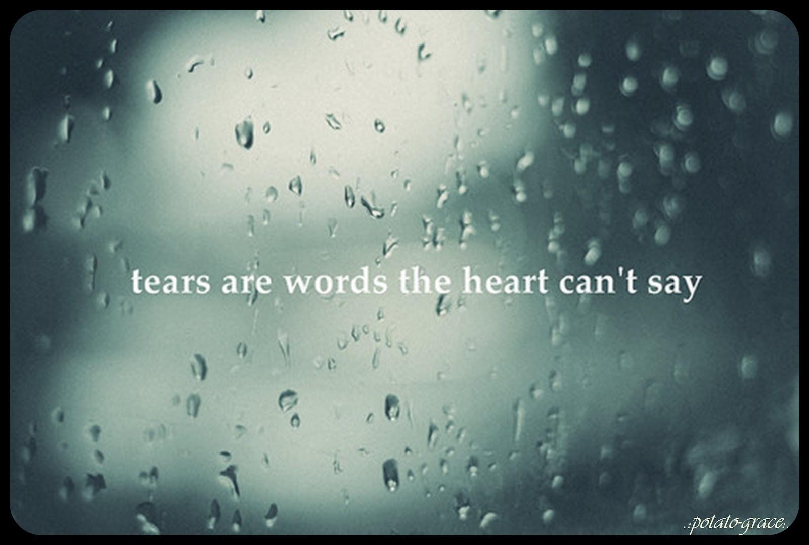 Happiness Quotes Wallpaper Iphone Rain Sad Quotes Quotesgram