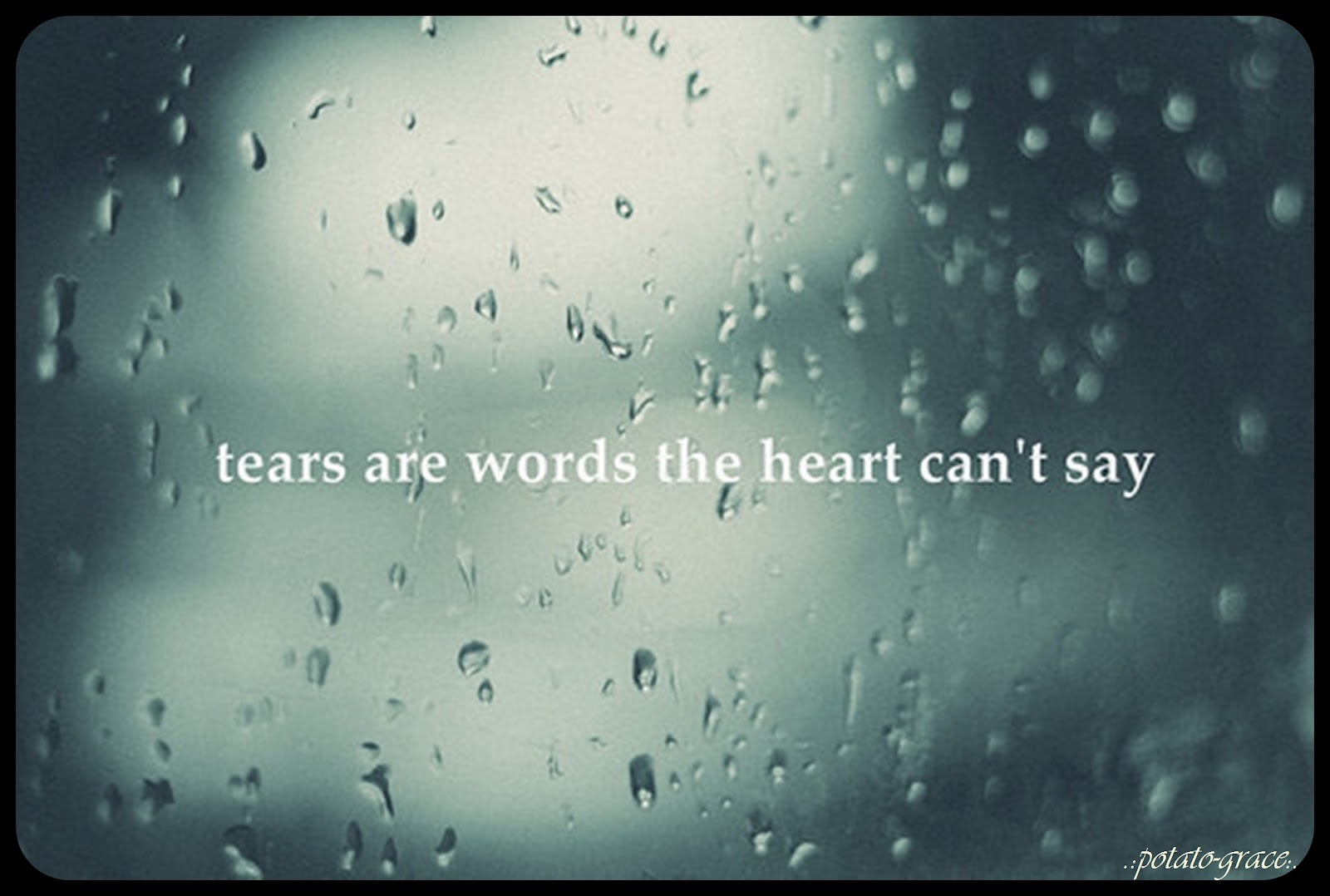 rain love sad quotes - photo #19