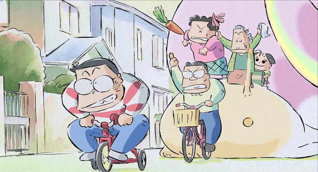 my neighbor the yamadas diproduksi tahun 1999