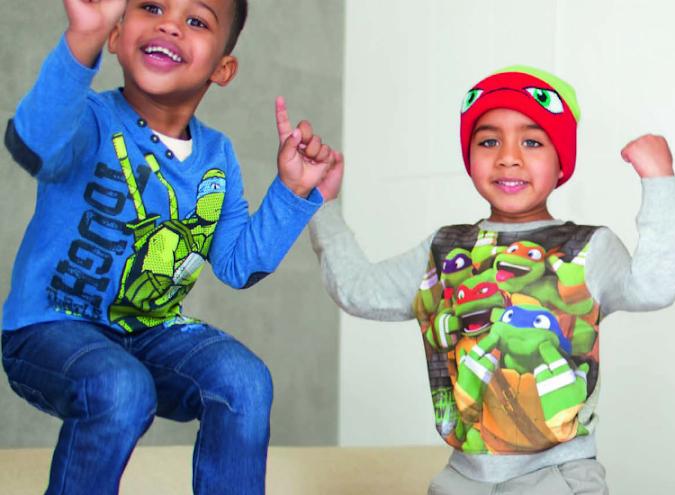 pijamas de tortugas ninja c&a