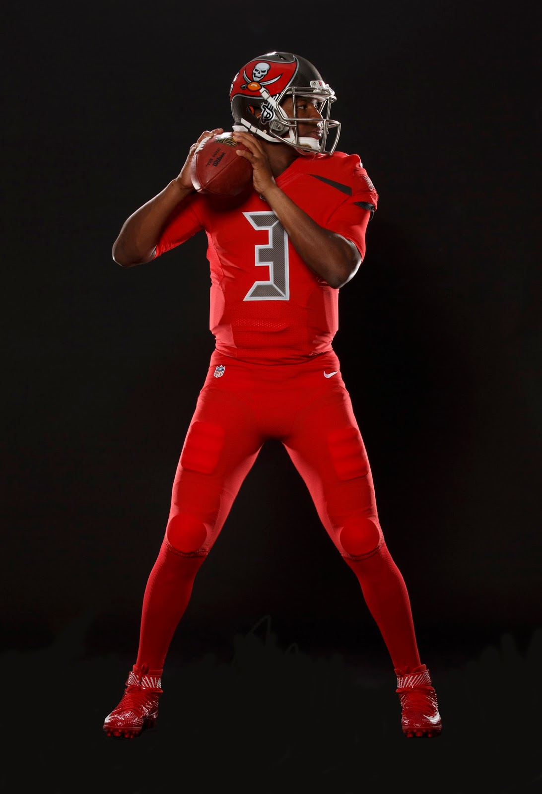 ... Credit NFL Color Rush Nike Panthers 17 Devin Funchess Green Mens Stitched  NFL Limited Salute to Service Jersey Nike Buccaneers 12 Josh McCown Red Team  ... a96e574eb