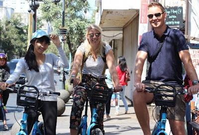 Harga Sewa Sepeda Ketika Berwisata di Bandung