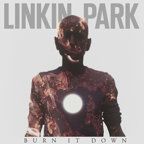 Linkin Park - Burn It Down - EP Cover