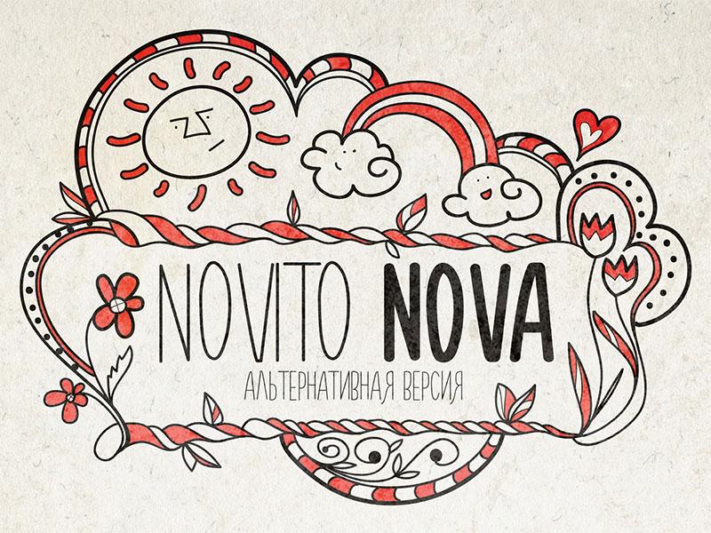 Novito NOVA Free Font