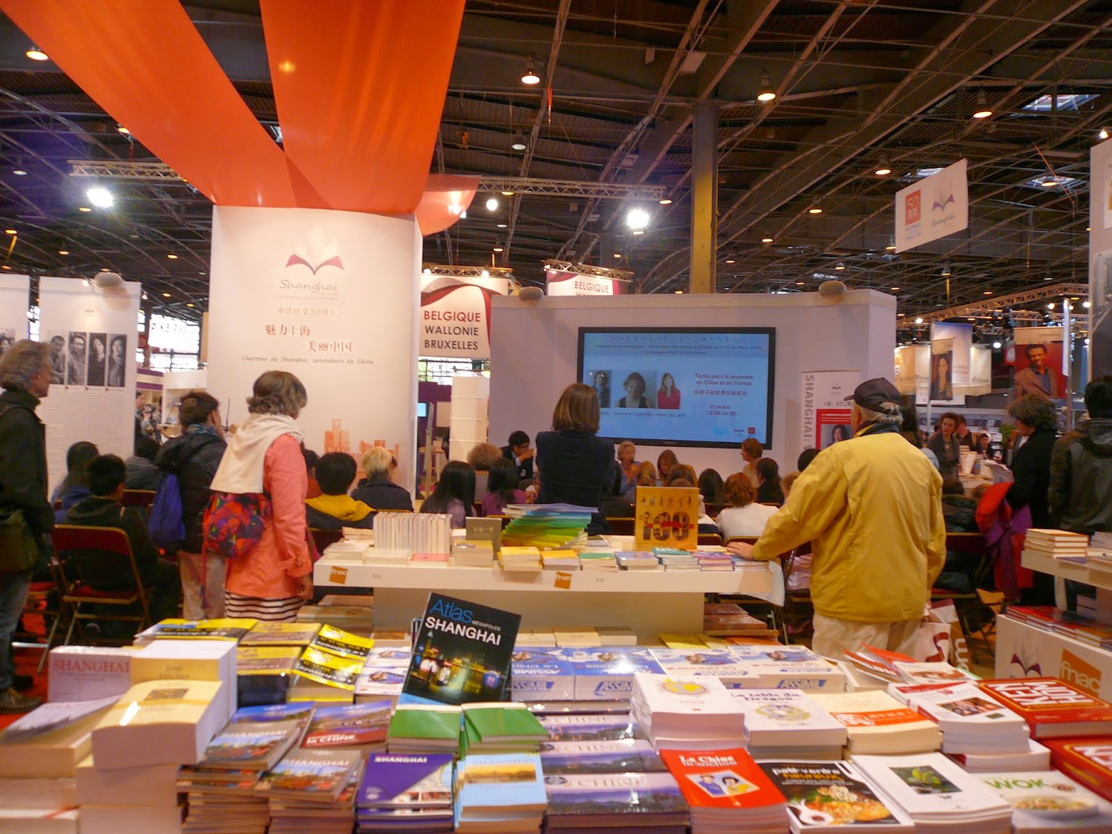 Salon Du Livre Paris Positive Eating Positive Living Salon Du Livre Paris 2014