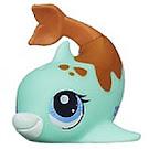 Littlest Pet Shop Sundae Sparkle Dolphin (#3388) Pet
