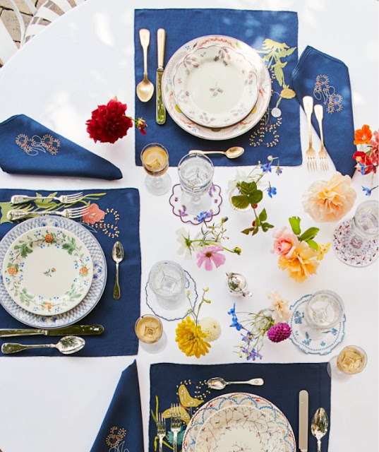 Table Setting - Julia B.