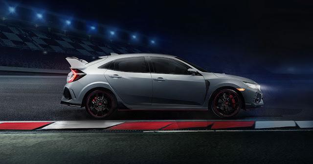 Harga Spesifikasi & Kredit Honda Civic Type R Surabaya